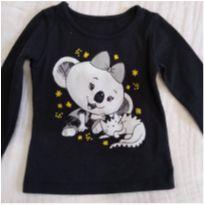 Camiseta manga longa Lilica tam.6-9 meses - 6 a 9 meses - Lilica Ripilica Baby