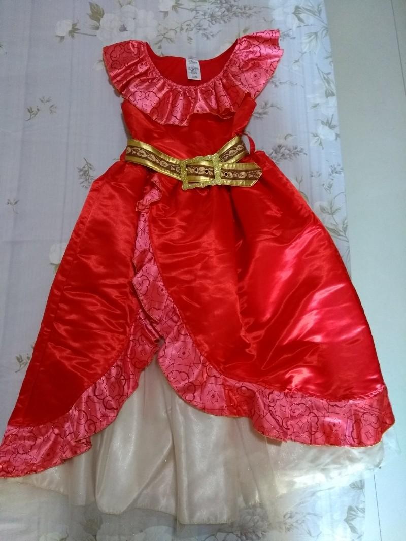Vestido Elena De Avalor Disney