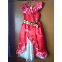 Vestido Elena de Avalor Disney - 9 anos - Disney