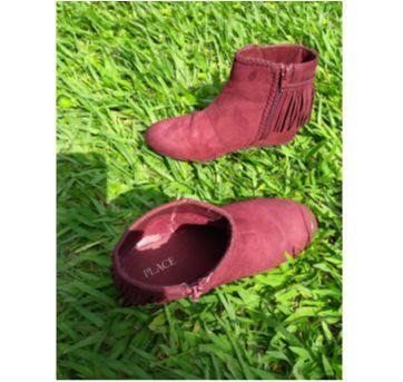 Boot Place Vinho - 32 - Children`s Place