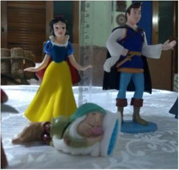 Play set Branca de Neve - Sem faixa etaria - Disney
