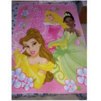 Manta das Princesas -  - Disney