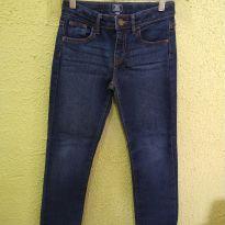 Calça Jeans GAPKids Regular - 12 anos - GAP