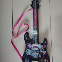 Guitarra Monster High
