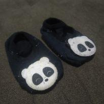Meia Panda - 6 a 9 meses - Puket