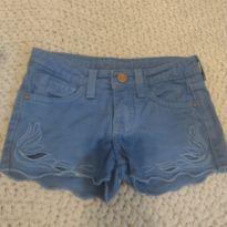 Shorts Zara - 5 anos - Zara