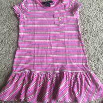Vestido fresquinho - 3 anos - Ralph Lauren