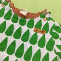 Body Green 6 meses - 6 meses - Green