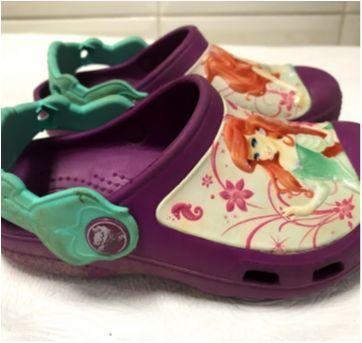 Crocs original Ariel Disney 28/29 - 28 - Crocs