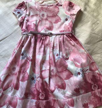 Vestido floral Momi 8 anos - 8 anos - Momi
