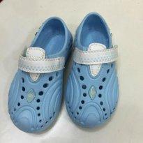 Sapato IMPORTADO (EUA) emborrachado tamanho 3/4 - 17 - Doggers
