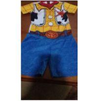 Fantasia Infantil Fantasia Woody Toy Story -  - Não informada