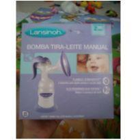 Bomba tira leite manual -  - Lansinoh Momma