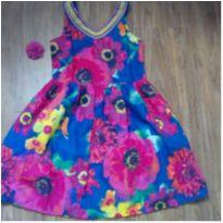 Vestido - 8 anos - The Children`s Place
