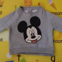 blusa de moletom - 3 meses - Disney baby