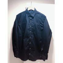 Camisa preta - G - 44 - 46 - Não informada