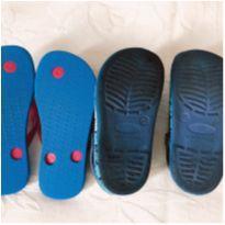 Kit sandálias menino - 27 - Havaianas
