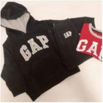 Conjunto moletom gap - 3 anos - Baby Gap
