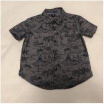 Camisa baby gap - 3 anos - Baby Gap
