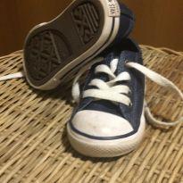 tênis all star couro azul - 18 - ALL STAR - Converse