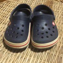 crocs infantil azul - 24 - Crocs