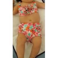 Biquini - 3 a 6 meses - Sem etiqueta Importado