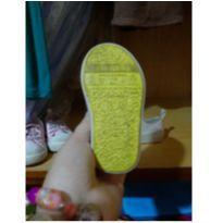 Mini Melissa Ulitsa Sneaker Branca - 17 - Melissa