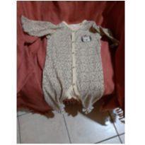 Macacão Tigresa - 9 a 12 meses - Baby Club e Riachuelo