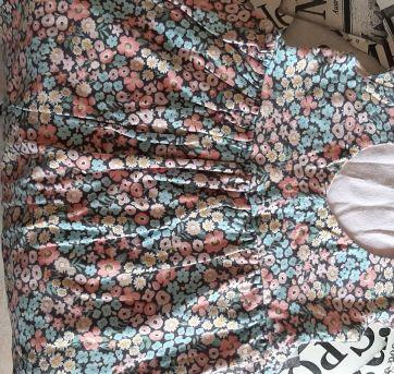 Vestido de Flores da Carters - 18 meses - Carter`s