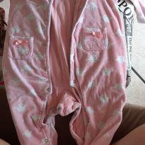 Pijama quentinho - 12 a 18 meses - C&A