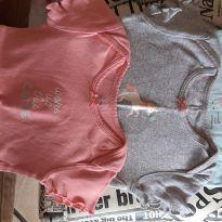 Kit 3 body Carters - 1 ano - Carter`s