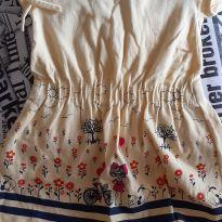 Vestidinho - 1 ano - Não informada