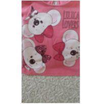 Blusa Lilica - 12 a 18 meses - Lilica Ripilica Baby
