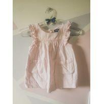Vestido GAP - 0 a 3 meses - Baby Gap