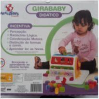 Brinquedo didático Girababy -  - Mercotoys