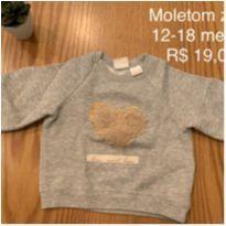 MOLETOM ZARA FLUFY - 12 a 18 meses - Zara Baby