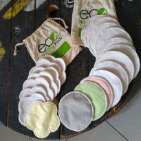 Protetor de seios reutilizável ecológico -  - Ecobabies