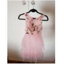 Vestido Festa Importado - 9 anos - Zunie