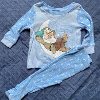 Pijama Disney - 3 a 6 meses - Disney baby