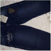Calça jeans NOVA - 4 anos - Clube do Doce