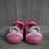 Sapatilha rosa da Hello Kitty - 19 - Grendene