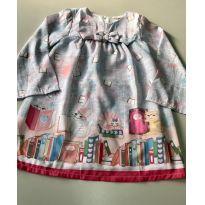 Vestido Manga Longa Mon Sucre - 3 anos - Mon Sucré