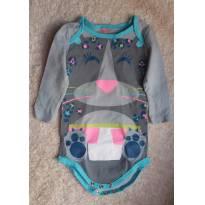 Pijama Puket - 0 a 3 meses - Puket