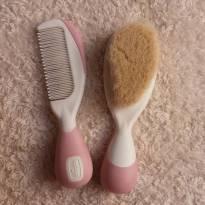Pente e escova - Sem faixa etaria - Chicco
