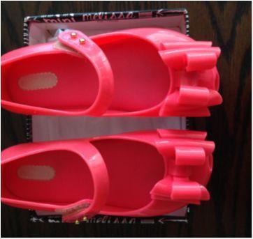 Mini Melissa Ultra Girl - rosa neon - 25 - Melissa