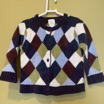 Suéter GAP - 18 a 24 meses - Baby Gap