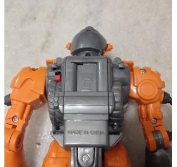 robô tecno xr-s - Sem faixa etaria - Sem marca
