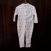 pijama macacão - 6 anos - Barra Mansa