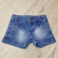 short jeans - 3 anos - Popcorn