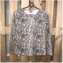 Camiseta manga comprida Amora - PP - 36 - amora